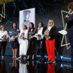 Le socie fondatrici Alessandra Antolini, Arianna Marchetti, Renata Marchi e Carla Zusi con la presidente Sara Vannucci.